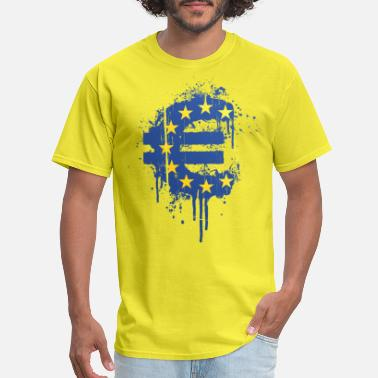 Euro Pop euro - Men's T-Shirt