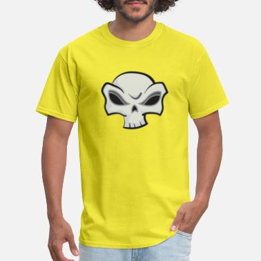 Skull Vector Skull Vector - Men's T-Shirt