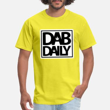 Daily Dab Daily - Men's T-Shirt