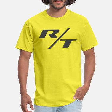 Fiber RT LOGO CARBON FIBER - Men's T-Shirt