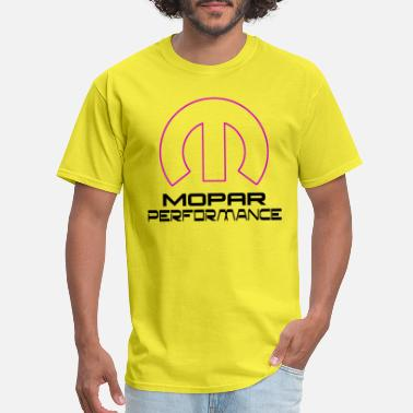 Mopar Logo MOPAR PERFORMANCE - Men's T-Shirt