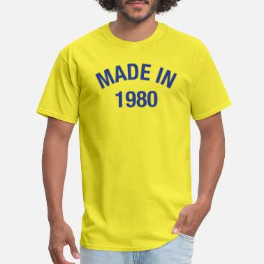 37 Years Old Birthday 19809 - Men's T-Shirt