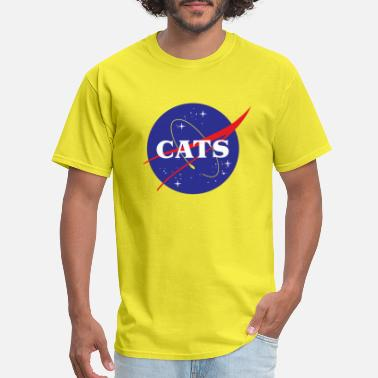 Nasa NASA CATS - Men's T-Shirt