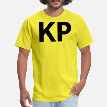 Kp KP - Men's T-Shirt