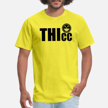 Thicc Thicc smile - Men's T-Shirt