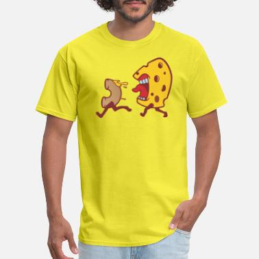 Macaroni And Cheese Macaroni and Cheese funny - Men's T-Shirt