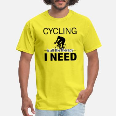 Cycling Design cycling design - Men's T-Shirt