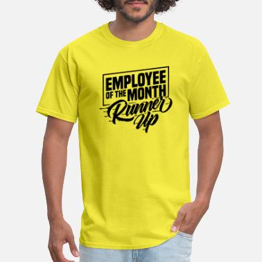 Employee Employee of The Month Runner Up Hi Vis Hi Viz Fun - Men's T-Shirt