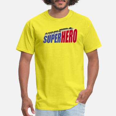 SUPER HERO - Men's T-Shirt