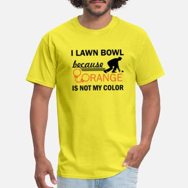 Lawn Bowls Gear lawnbowl design - Men's T-Shirt