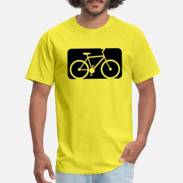 Sportauto sport shield bike ride bike wiresel healthy clip a - Men's T-Shirt