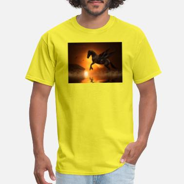 Pegasus pegasus - Men's T-Shirt
