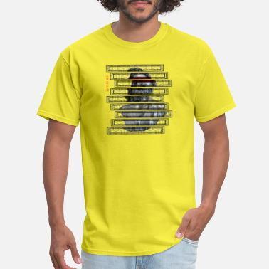 Cut Out Lines SERAPIS PATTERN - Men's T-Shirt