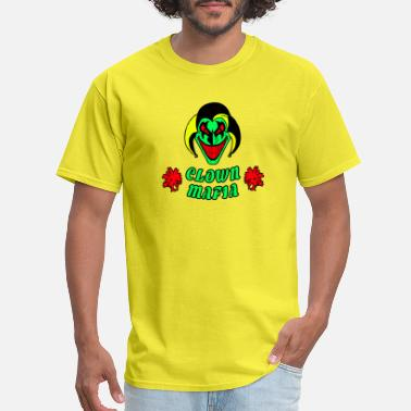 Gangster Clown Clown Mafia - Men's T-Shirt