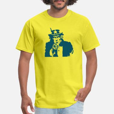 Uncle Sam Uncle sam - Men's T-Shirt