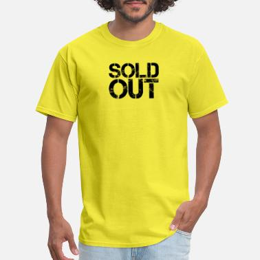 Sold sold out - Men's T-Shirt