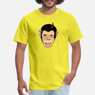 Monkey-house Monkey - Men's T-Shirt
