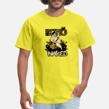 Naked Couples The King is Naked - Men's T-Shirt