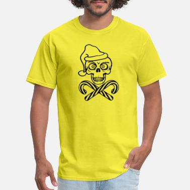 Evil Dead Evil bones candy bone christmas cool dead eat hunger - Men's T-Shirt