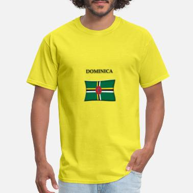 Dominican Republic Kids dominica flag t-shirt - Men's T-Shirt