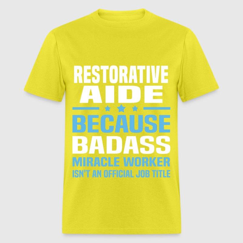 Restorative Aide by bushking   Spreadshirt