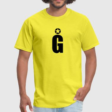 G-street SOLO G STAR LEADER - Men's T-Shirt