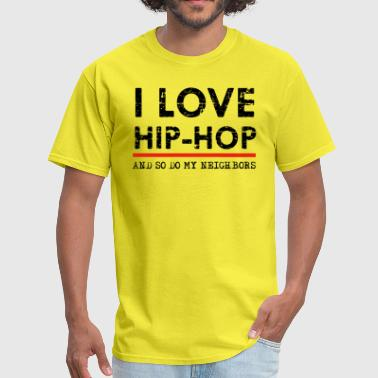 Hip Hop designs - Men's T-Shirt