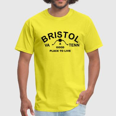 Bristol Sign 1 - Men's T-Shirt