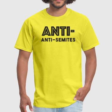 Anti anti semites - Men's T-Shirt