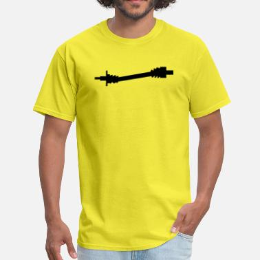 Drive Impulsion drive shaft - Men's T-Shirt