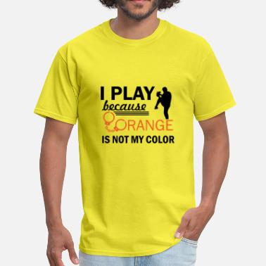 Baseball Stickers baseball design - Men's T-Shirt