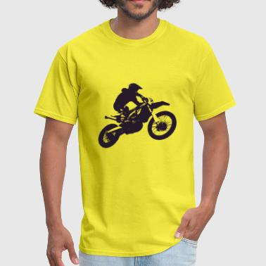Animal On A Bike bike - Men's T-Shirt