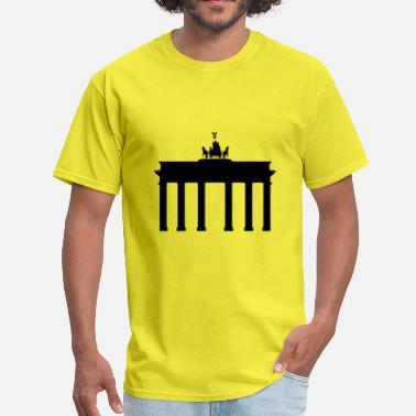 Brandenburg Brandenburg Gate - Men's T-Shirt