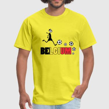 GO GO  Belgium - Men's T-Shirt