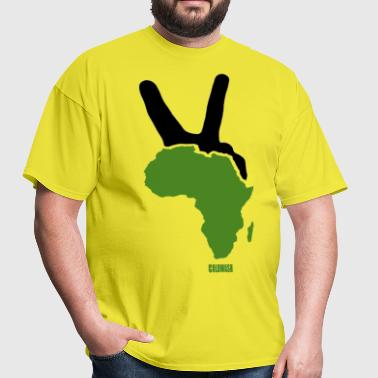 AFRICAN PEACE - Men's T-Shirt