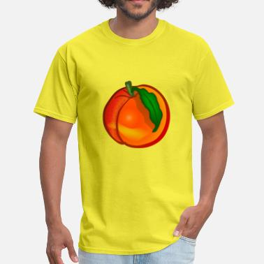 Peach Peach - Men's T-Shirt