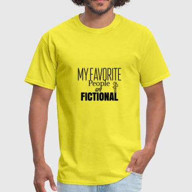 Fictional - Men's T-Shirt