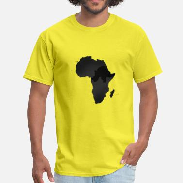 South Rhino Africa - Men's T-Shirt