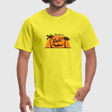 Bali Surfing Vacation Tee - Men's T-Shirt