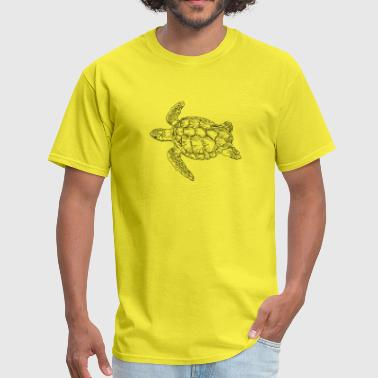 The Turtles Turtle - Men's T-Shirt