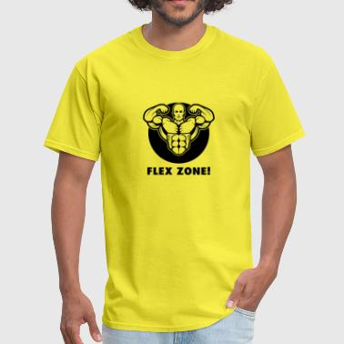 Flex Comic FLEX ZONE - Men's T-Shirt