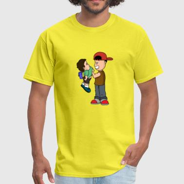 School Kid - Men's T-Shirt