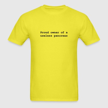 Useless Pancreas - Men's T-Shirt