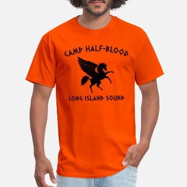 Blood Camp half blood - Men's T-Shirt