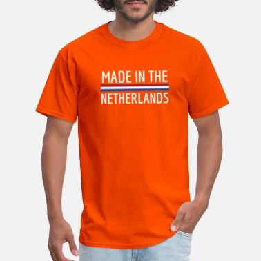 Alexander Made in the Netherlands Holland Dutch Koningsdag - Men's T-Shirt