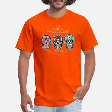 Sugar Skull Sugar Skulls - Men's T-Shirt