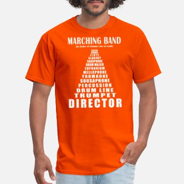 Marching Marching Band Volume - Men's T-Shirt