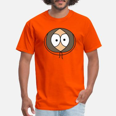 South South Park Kenny face - Men's T-Shirt
