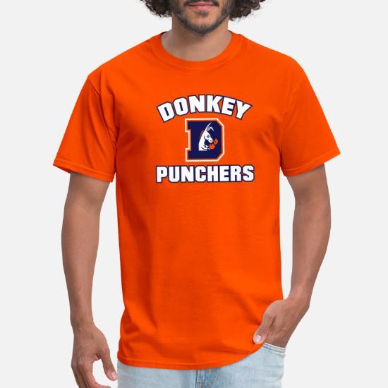 c3499a59a Donkey Punchers Men's T-Shirt | Spreadshirt