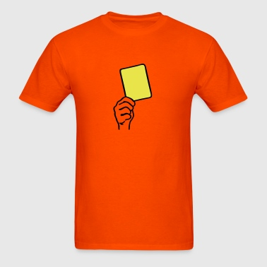 Red Card - Men's T-Shirt